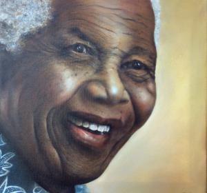 Nelson Mandela→